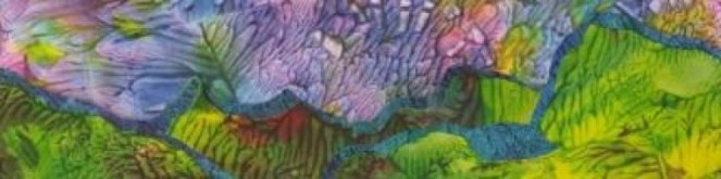 Paste Paper Adirondacks- Paula Beardell Krieg