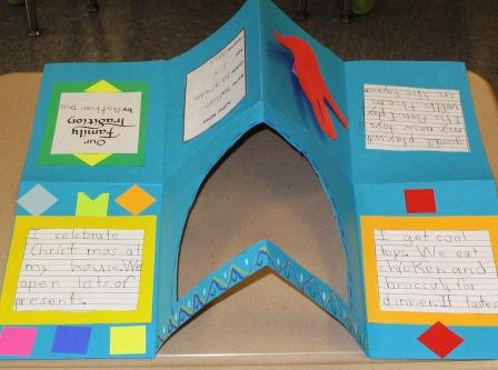 Bookmaking for First Graders