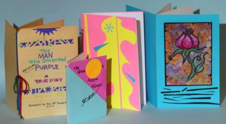 Four Simple Pamphlet Bindings | Playful Bookbinding and Paper Works