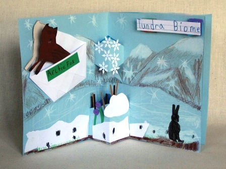 Tundra Bione Book by a Second Grader