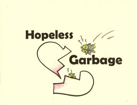 recycling signage by Paula Krieg