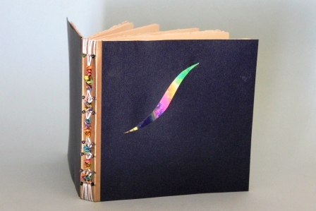 Long Stitch Book by Paula Krieg