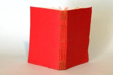 Longstitch Bound Book