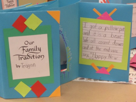 Books by First graders