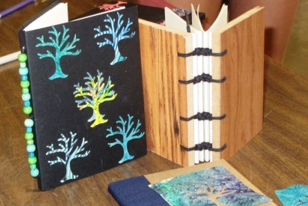 making books with high school students 6