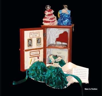 Slave toi Fashion by Elizabeth Keckley