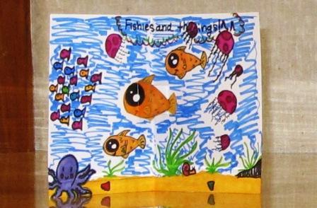 Fish Pop-up