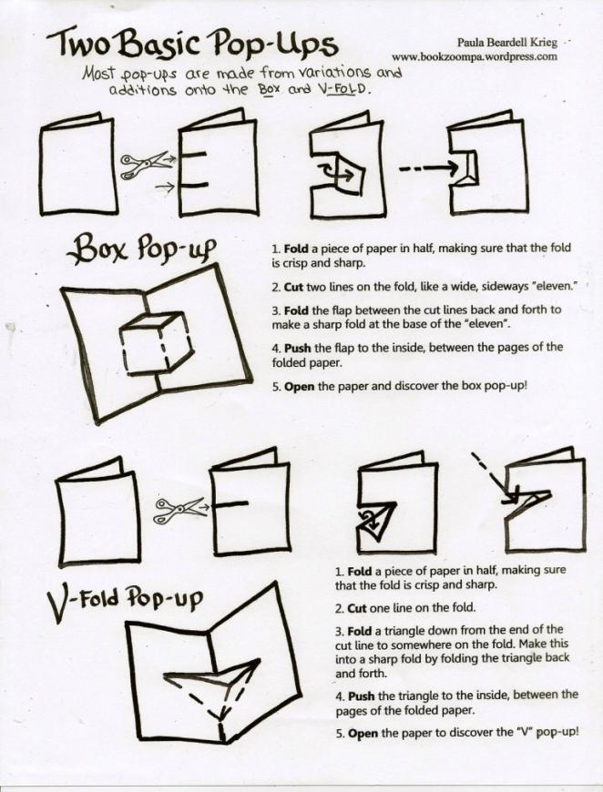 How to make 2 basic Pop-ups