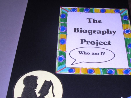 book cover of Biography Project