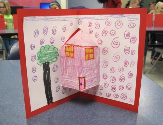 kindergarten pop-up