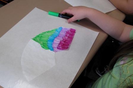 how to make a homemade aurora borealis