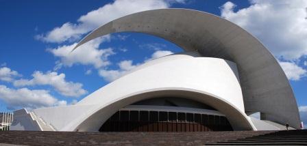 Curvilinear Architecture by Santiago Calatrava