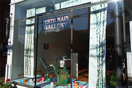 North Main Gallery, 2014, Salem NY