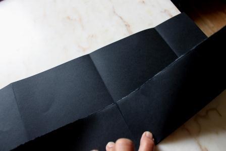 pockets folder sliding down