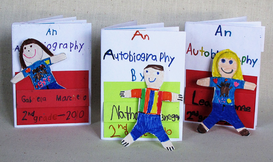 Autobiographies For Second Graders