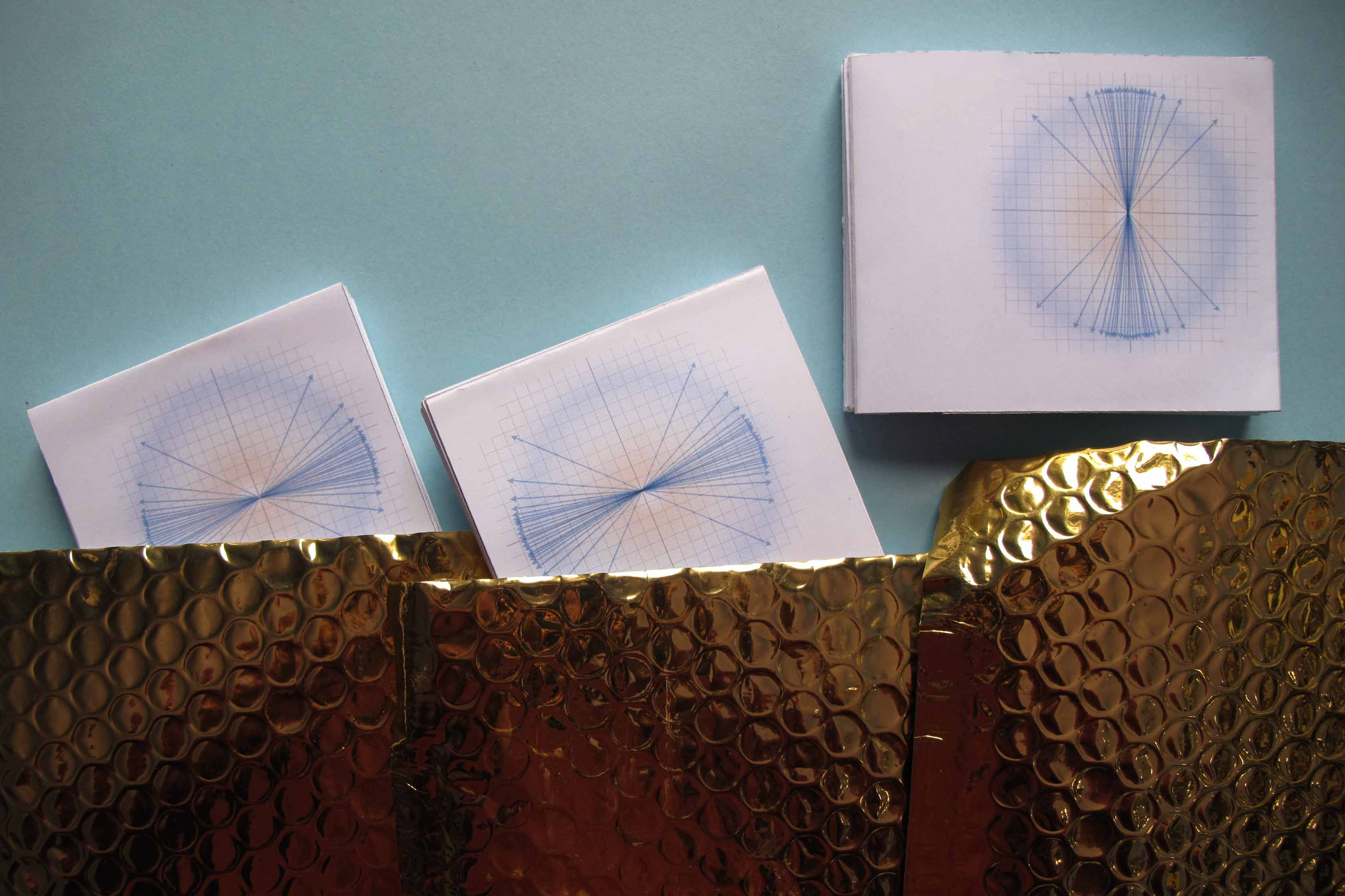 flip book playful bookbinding and paper works
