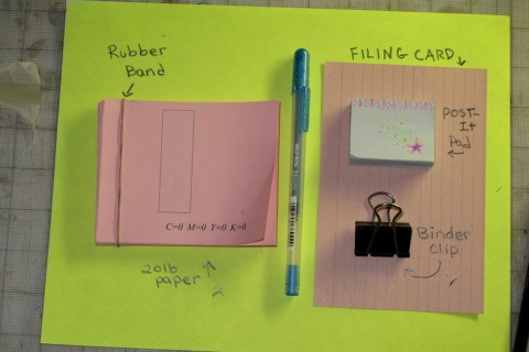 Some solutions for Flip-Book Bindings that I found on the Internet