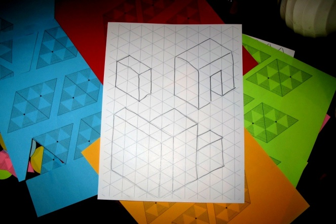 Drawn Shapes