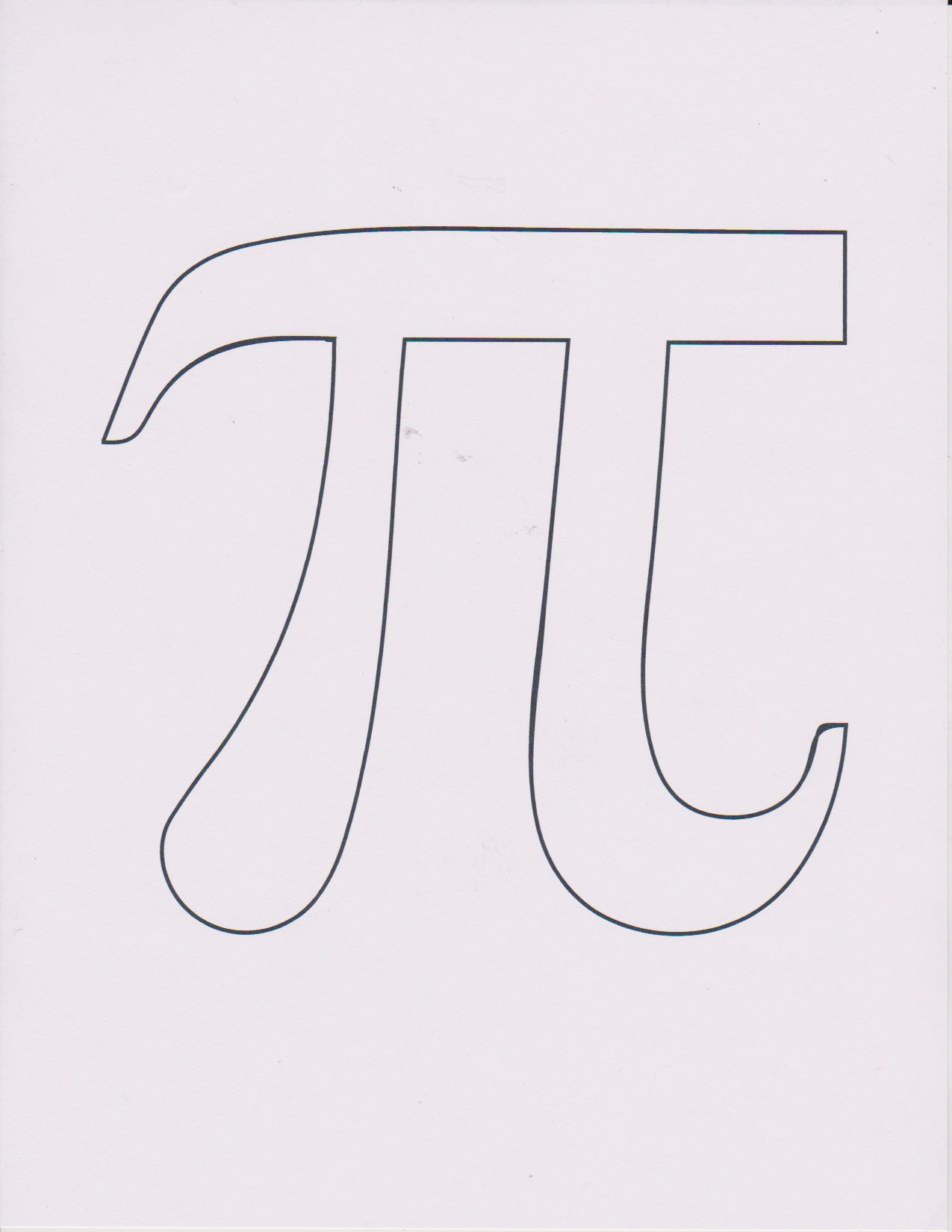 Pi symbol copy and paste for Pi character