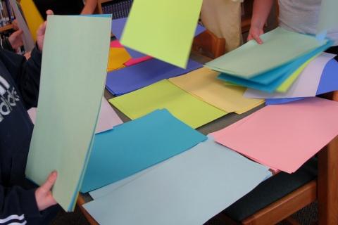 Choosing papers