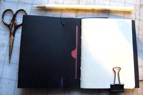 3 signature book pocket