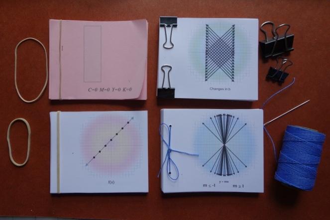 Flip Book Bindings