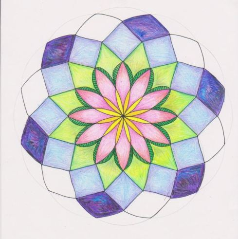 Circle Geometry by Paula Beardell Krieg