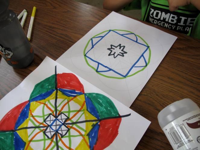 summer geometry 8