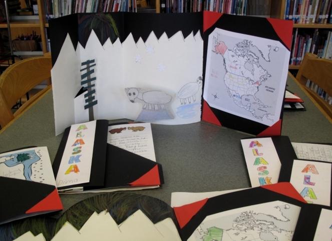 First Grade Alaska Project