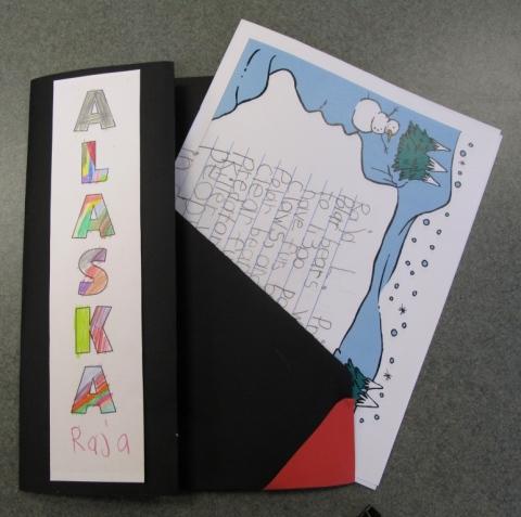 First Grade Project Alaska
