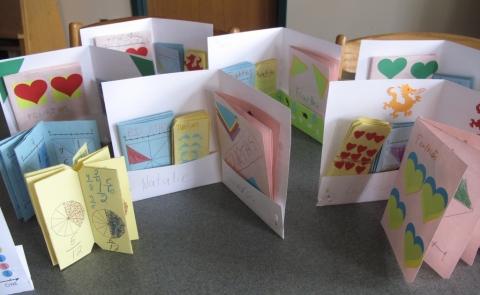Fourth grade fraction books