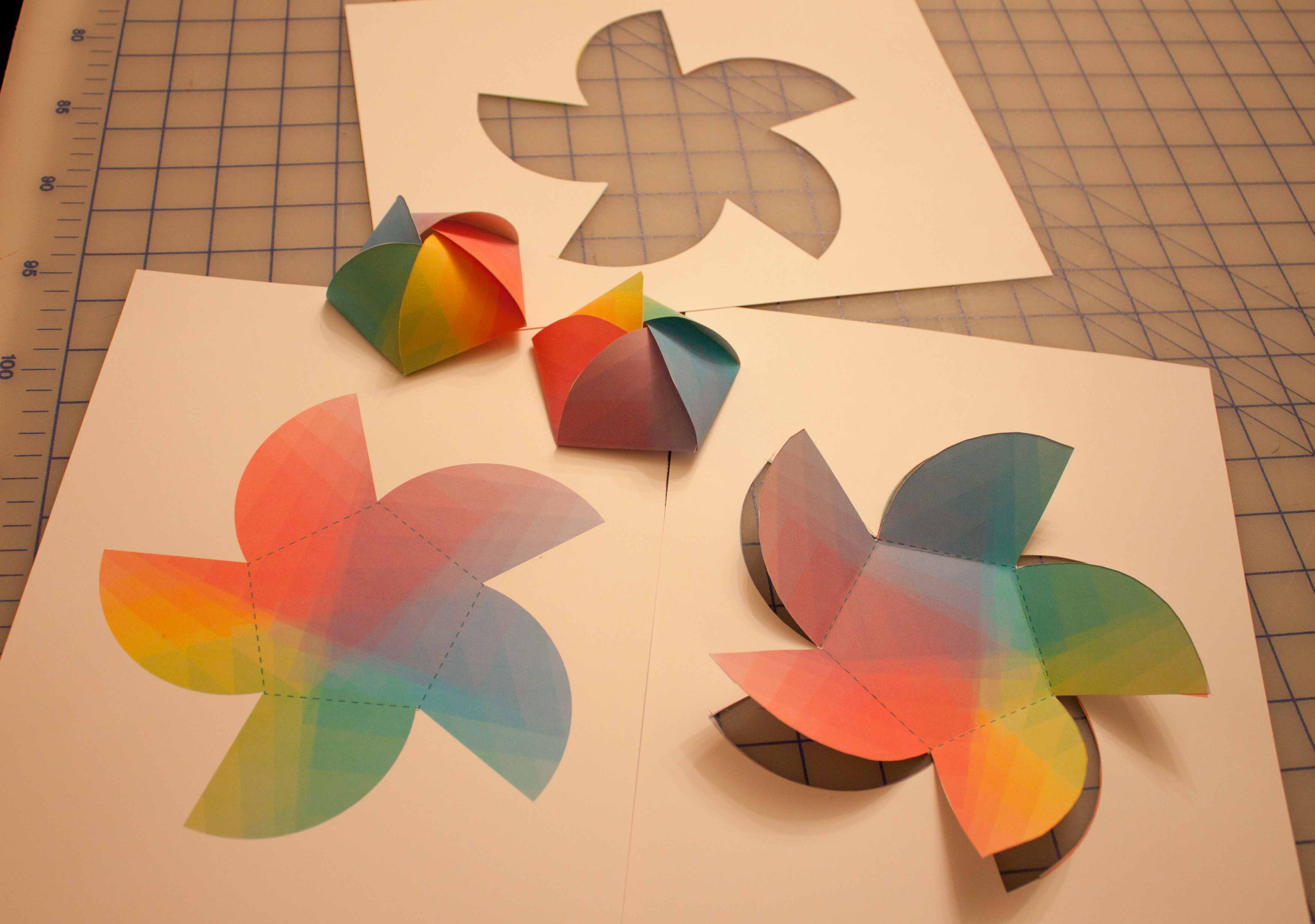 Boxes To Make Playful Bookbinding And Paper Works Tomoko Fuse Hexagon Box Instructions Puff
