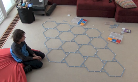 Tesselating in the Living Room