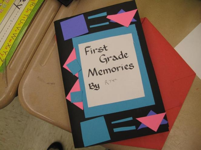 Ryan First Grade Memories