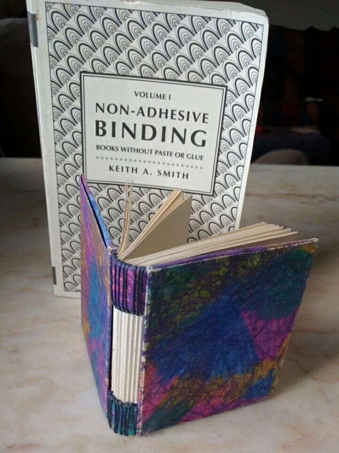 Buttonhole Stitch Book