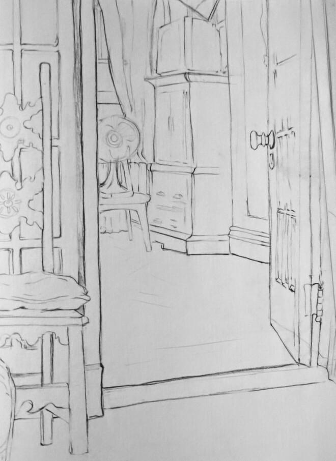 Franks's apartment