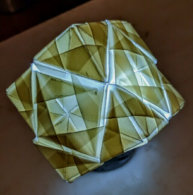 Origami Lantern Playful Bookbinding And Paper Works