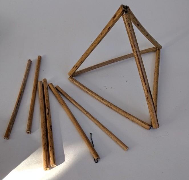 Tetrahedron from Simon Gregg