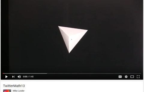 lawler-family tetrahedron
