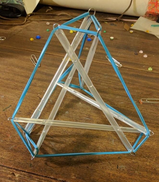 Tensegrity Tetrahedron