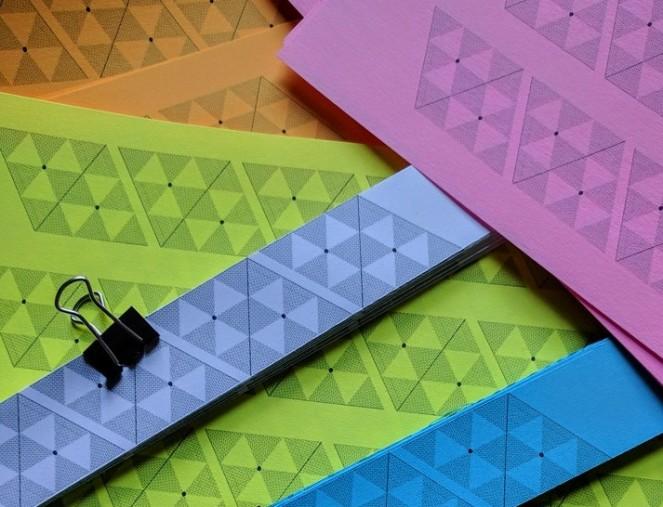 rhombus/parallelogram paper