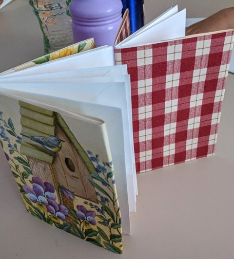 Finished Envelope books