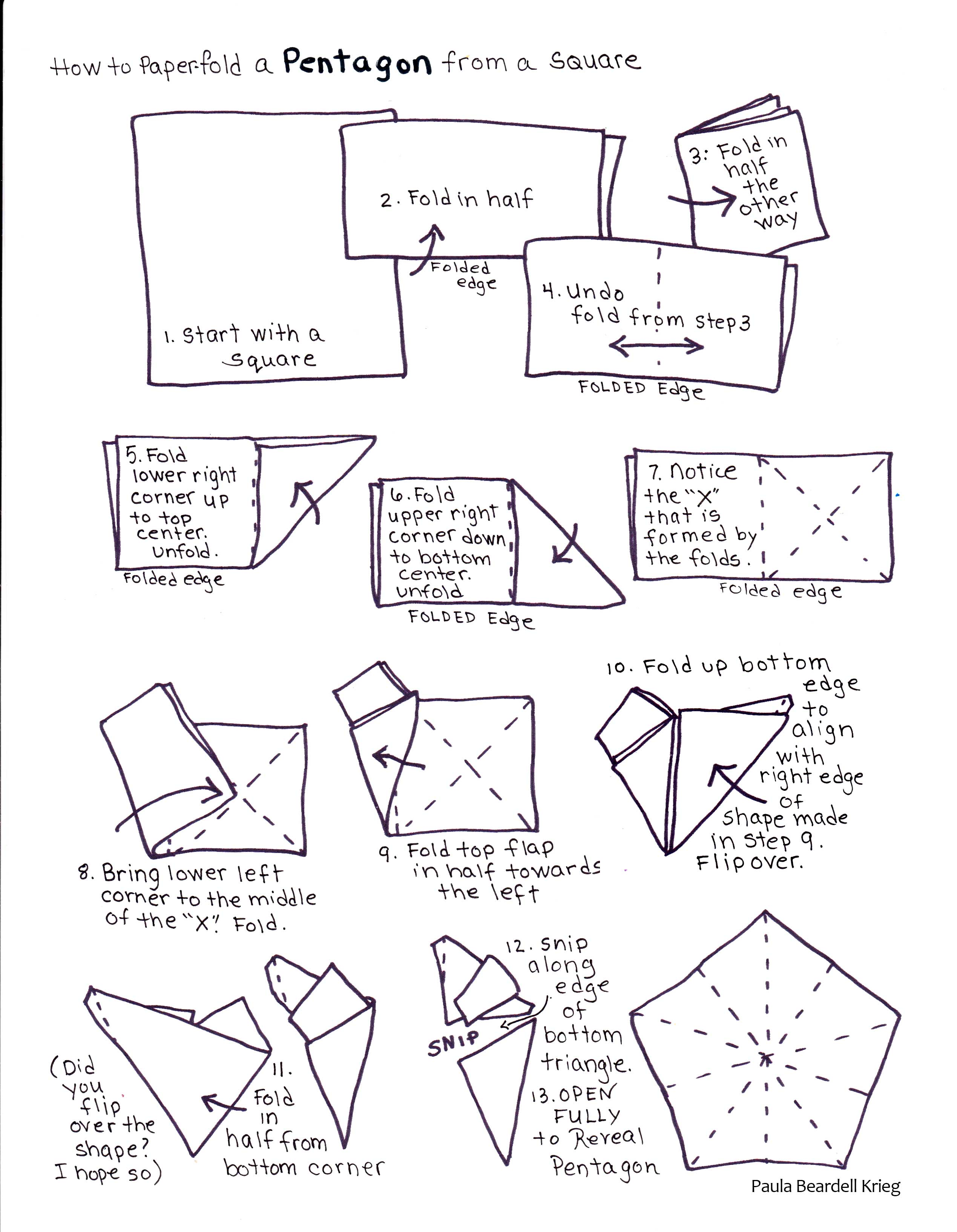 Origami Star Dish / Bowl Instructions - Paper Kawaii - YouTube | 3267x2538