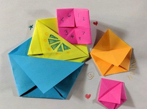 Origami Pockets
