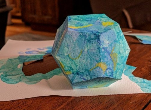 Irregular dodecahedron
