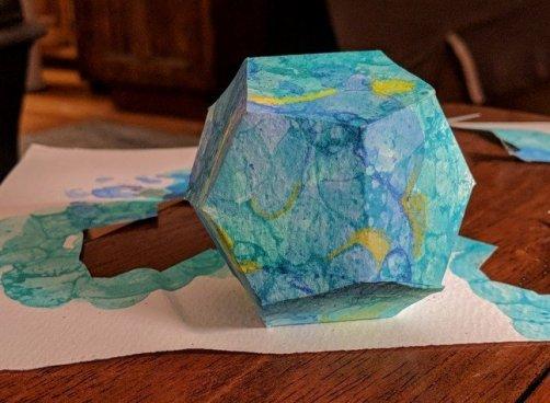 Irregular dodecahedron