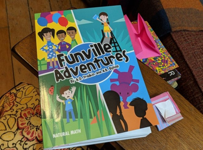 Funville Adventure, by A.O. Fradkin & A.B. Bishop