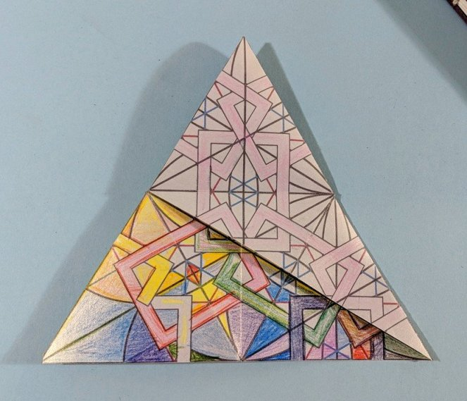 Equilateral triangle(s)