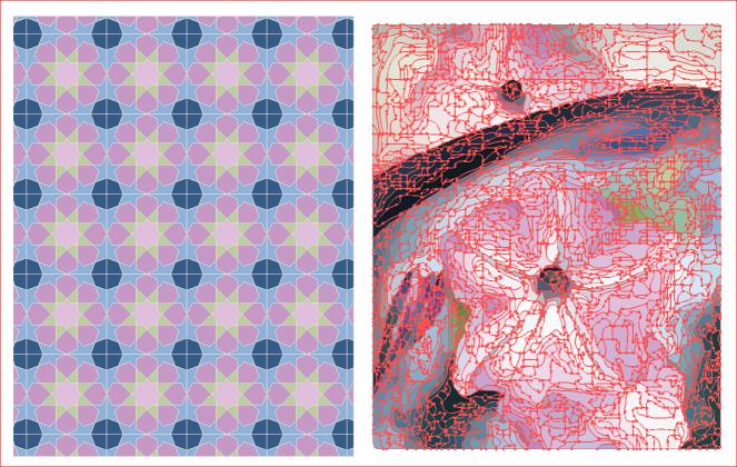Vectorizing the Image in Adobe Illustrator