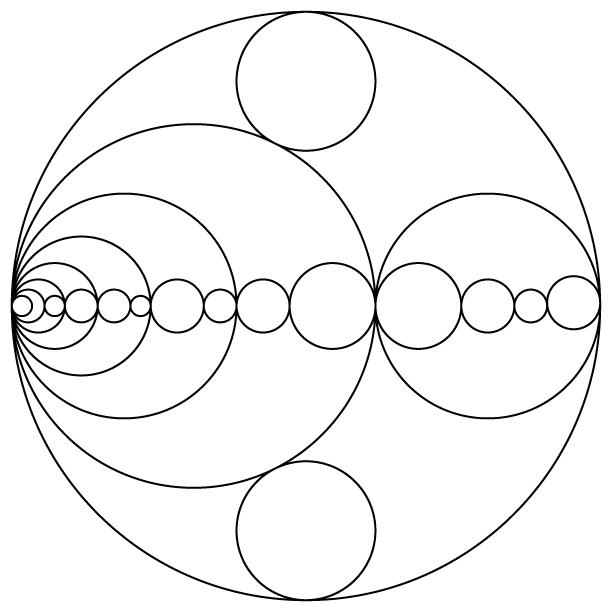 Even more circles